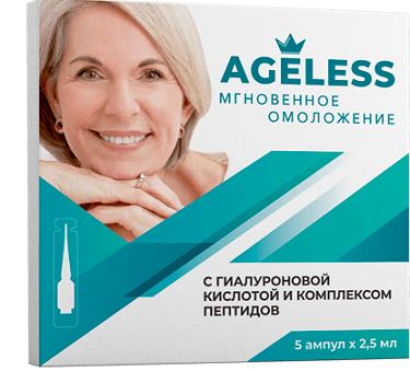 AGELESS в Москве