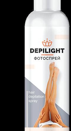 Фотоспрей DepiLight в Москве