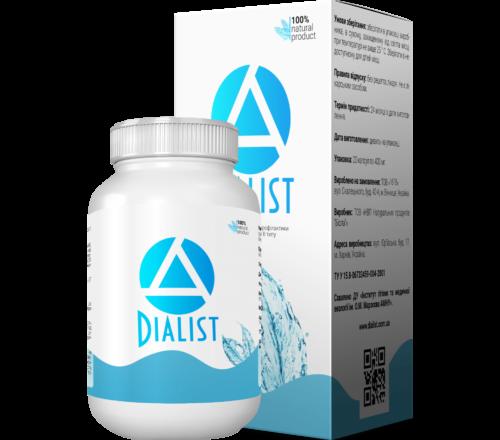 DIALIST (ДИАЛИСТ) от диабета в Балашихе