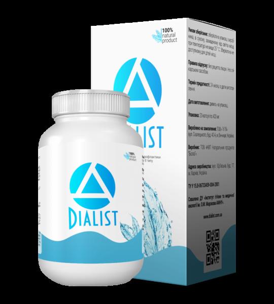 DIALIST (ДИАЛИСТ) от диабета