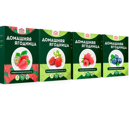 Домашняя ягодница малина, черника, клубника, земляника в Москве