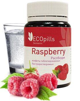 Eco Pills Raspberry в Москве